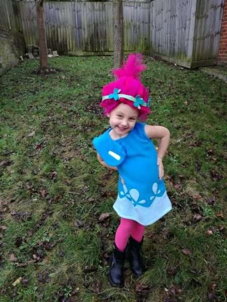 Etsy - Prinzessin Poppy Kostüm selber machen