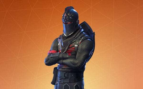 Fortnite Black Knight Kostüm selber machen