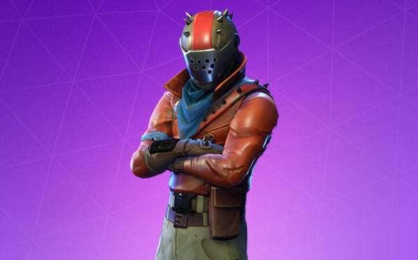 Fortnite Rust Lord Kostüm selber machen