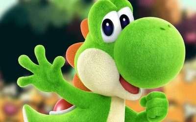 Super Mario Yoshi Kostüm selber machen