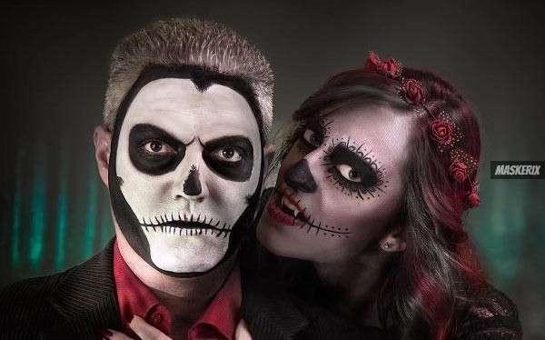 Halloween Kostüme für Paare – die besten Grusel-Ideen 2021
