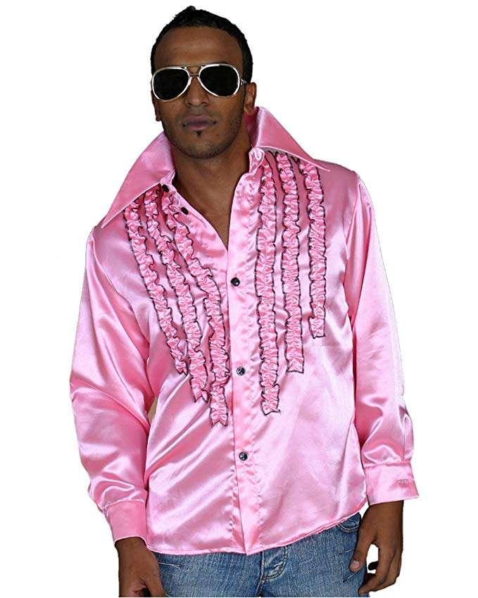 Schlagerhemden - Schlagermove Kostüm Outfit Verkleidung