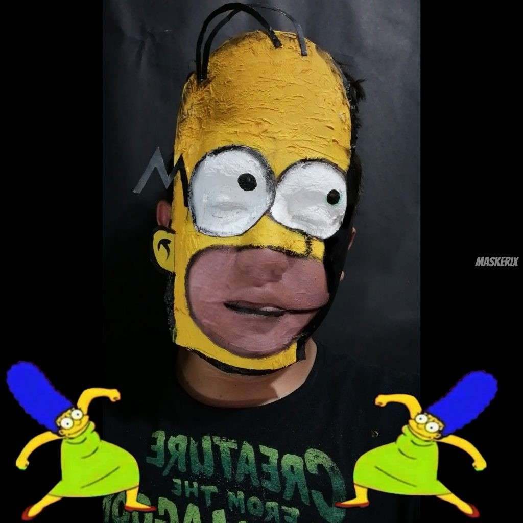 maskerix-HalloweenFotoContest2019-Homer