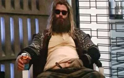 Fetter Thor Kostüm selber machen