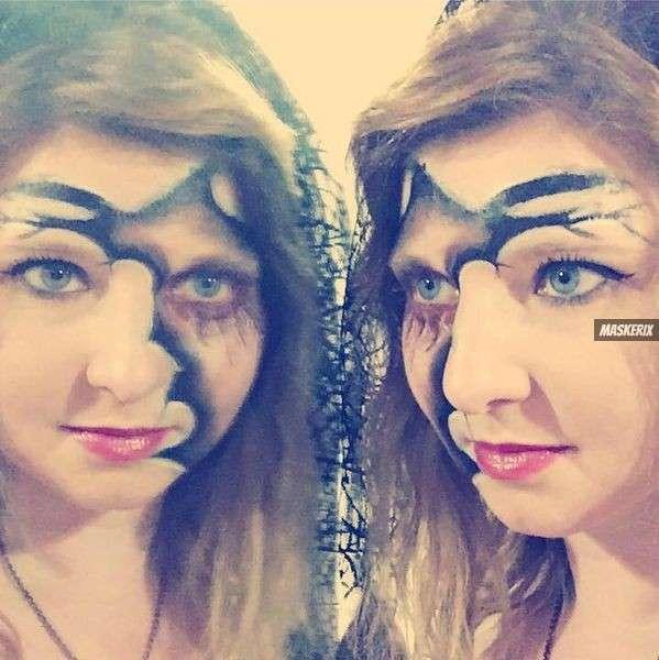 maskerix-HalloweenFotoContest2019-BlutigeWitwe