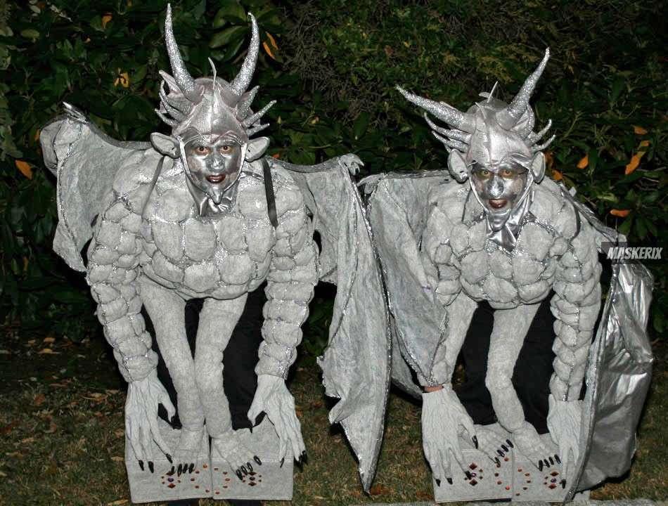 maskerix-HalloweenFotoContest2019-Gargoyles