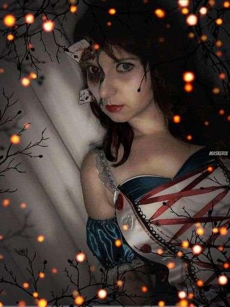 maskerix-HalloweenFotoContest2019-HorrorSchneewittchen