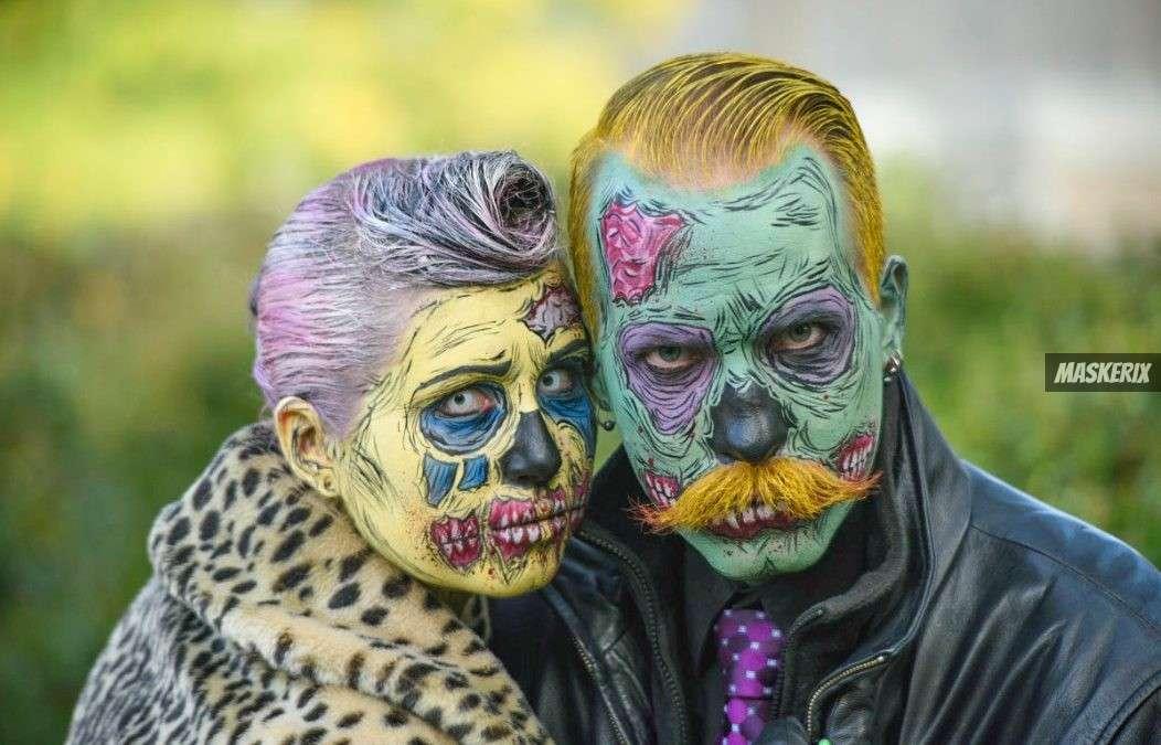 Ausgefallene Kostüme » schräge, originelle & lustige DIY-Ideen