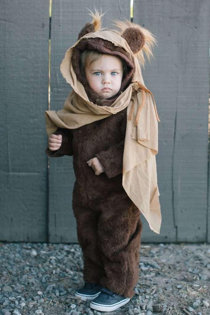 Etsy Ewok Kostüm