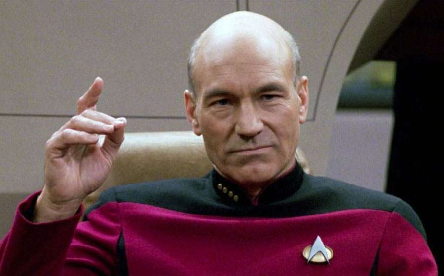 Star Trek Kostüm selber machen