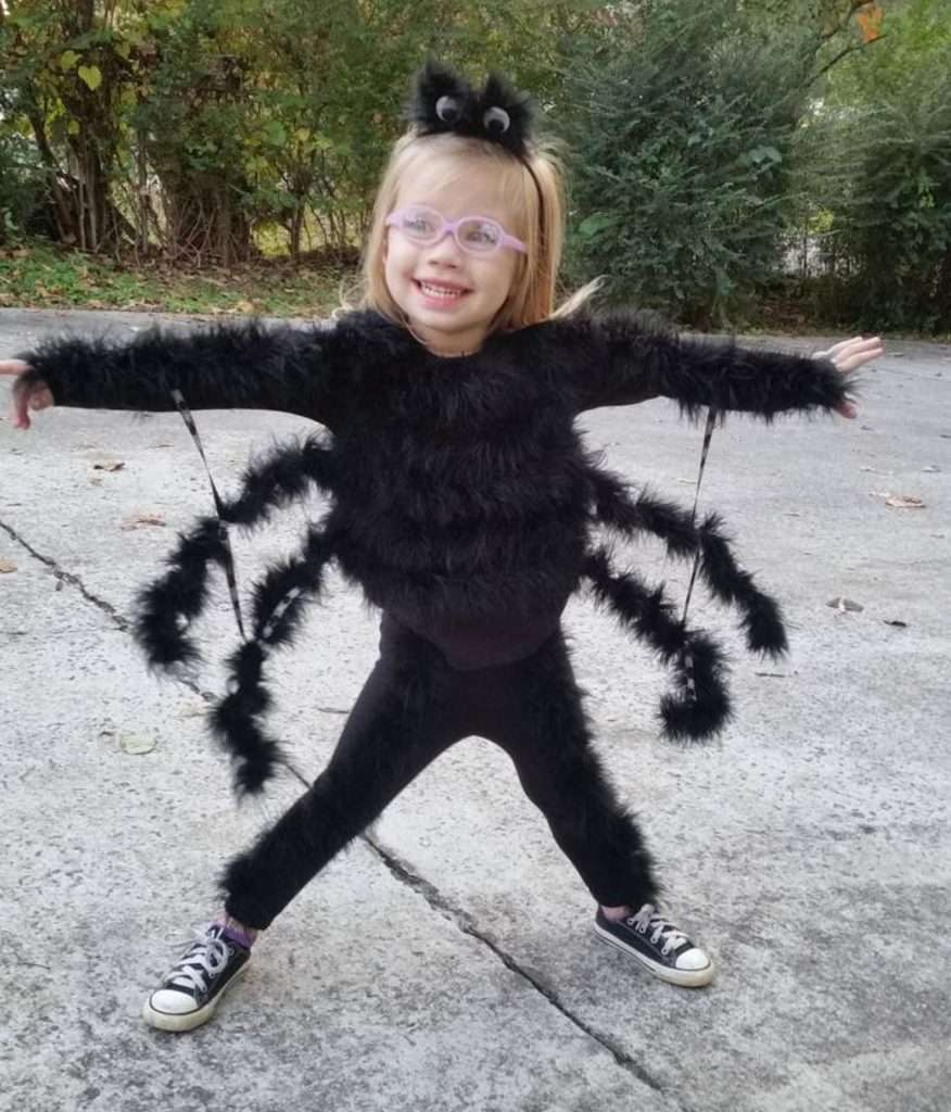 Etsy Spinne Kostüm