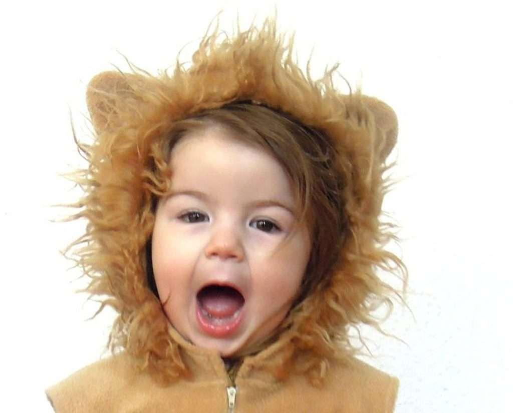 Etsy Löwen Kostüm für Kinder