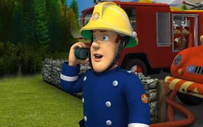 Feuerwehrmann Sam Kostüm selber machen