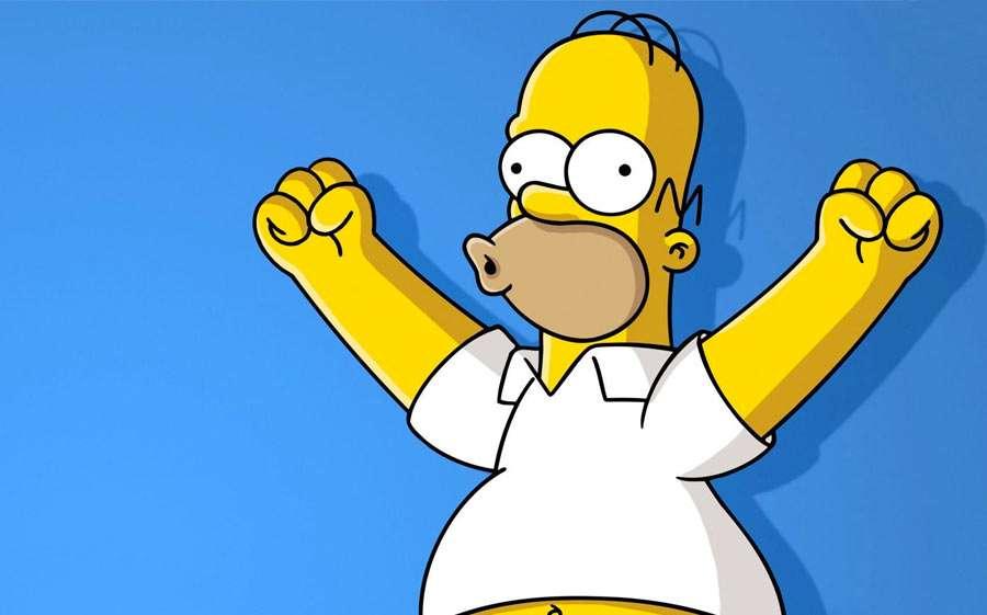 Homer Simpson Kostüm selber machen