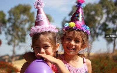 Kindergeburtstag feiern » Ideen, Spiele & Deko für tolle Partys