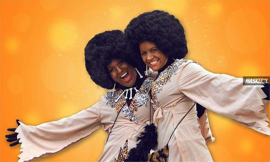 maskerix - Karneval-Foto-Contest 2020 - Afrika Kostüm selber machen