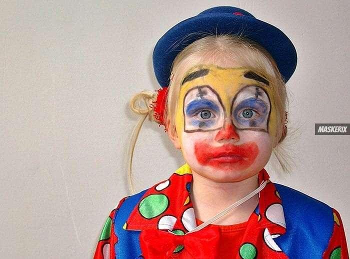 maskerix - Karneval-Foto-Contest 2020 - Clown Kostüm selber machen