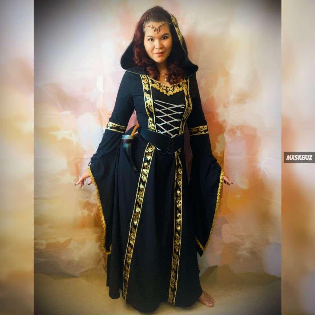 maskerix - Karneval-Foto-Contest 2020 - Lady Meersburg Kostüm selber machen