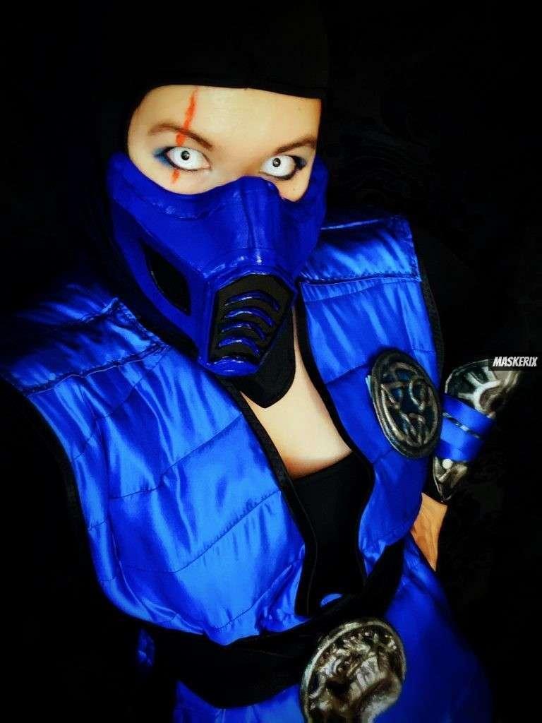 maskerix - Karneval-Foto-Contest 2020 - Ninja Kostüm selber machen