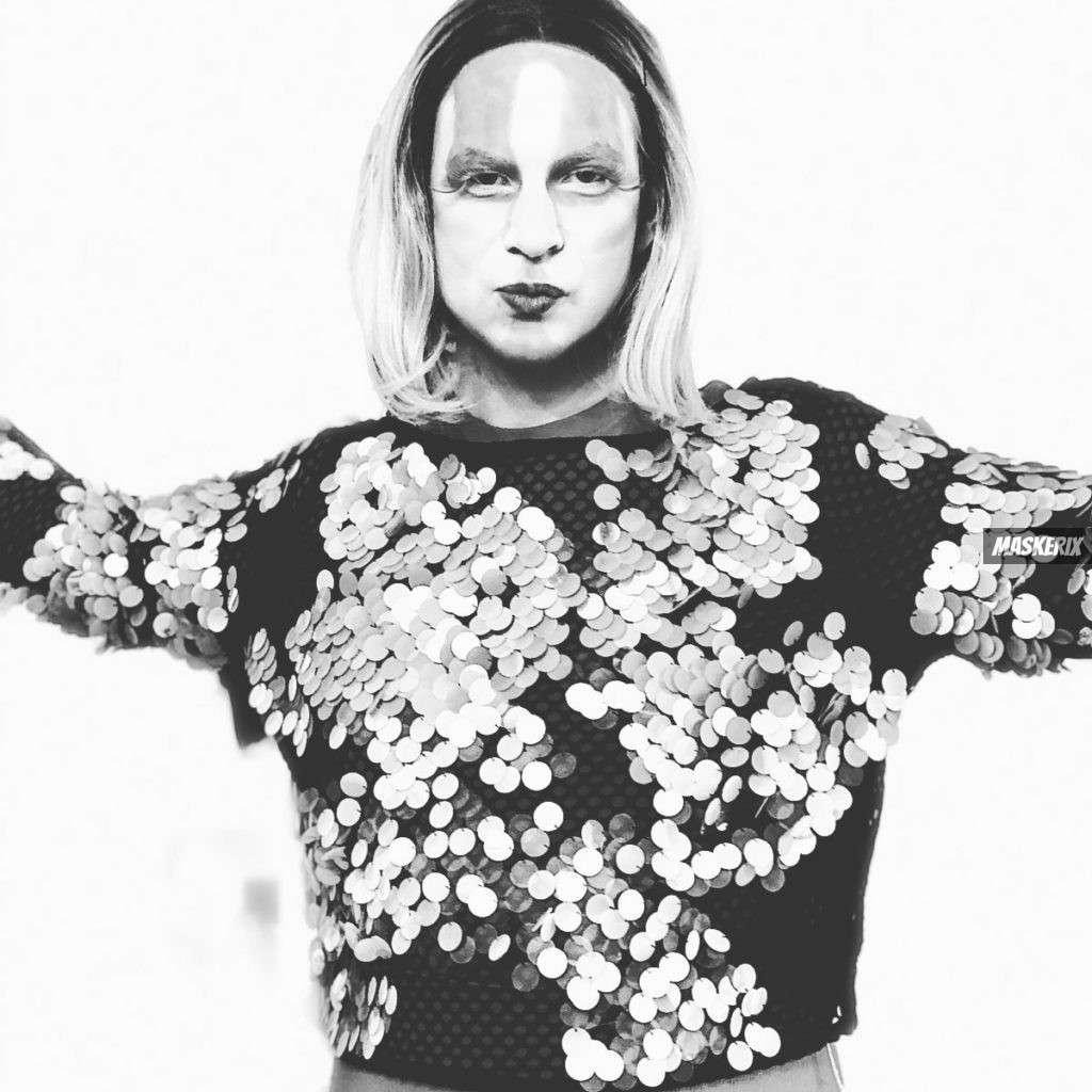 maskerix - Karneval-Foto-Contest 2020 - Qualle Kostüm selber machen