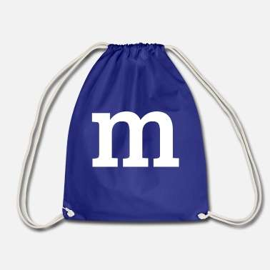 M&M Turnbeutel Spreadshirt