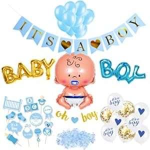 amazon - Babyparty Deko Boy