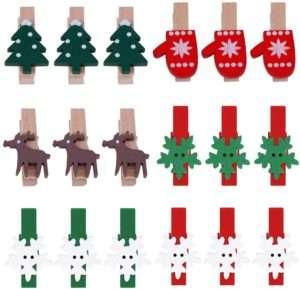 amazon - Adventskalender Wäscheklammern Weihnachten