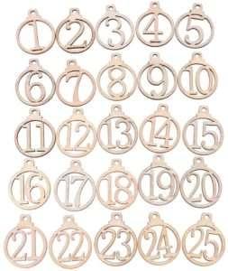 amazon - Adventskalender Zahlen 2