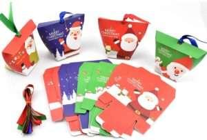 amazon - Adventskalender Weihnachtsmann Schachtel