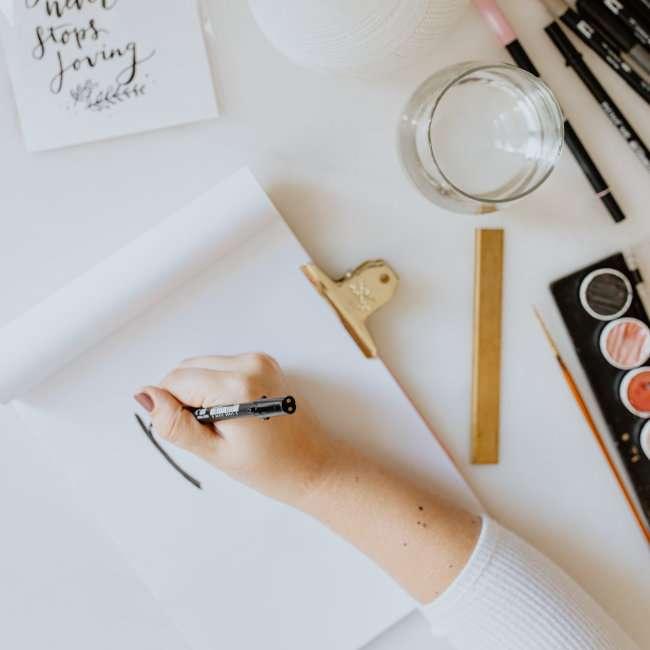 maskerix - Junggesellenabschied Ideen - Handlettering Kurs