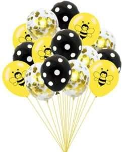 amazon - Bienen Ballons