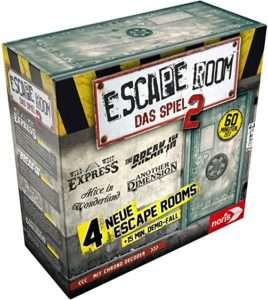amazon - Remote Spiele - Escape Room 2