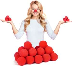 Kostüm selber machen - Clownsnase