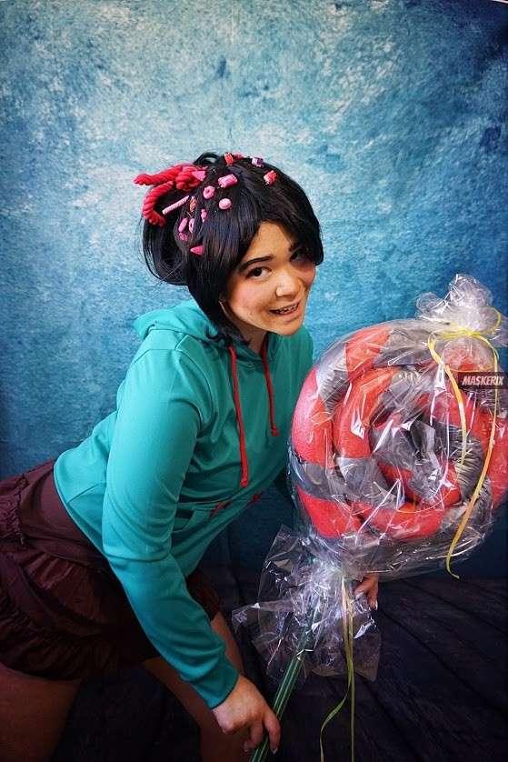 maskerix - Fotowettbewerb 2021 Candy Cane