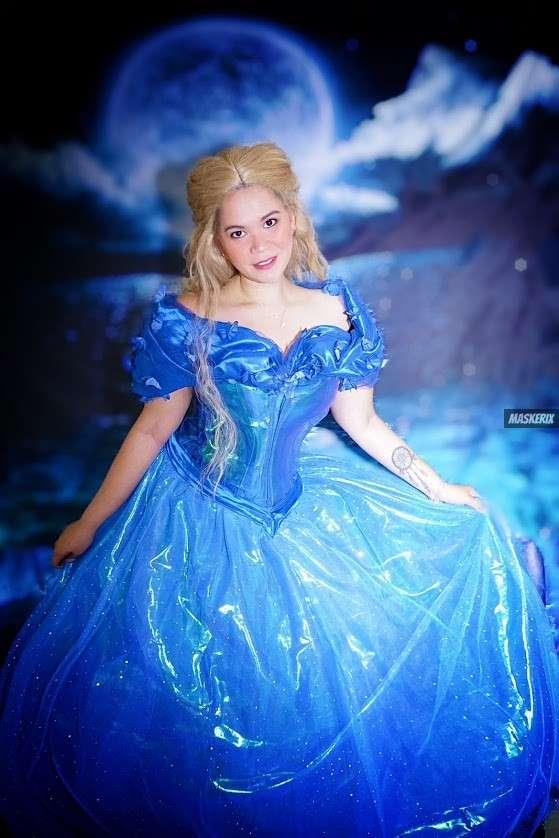 maskerix - Fotowettbewerb 2021 Cinderella
