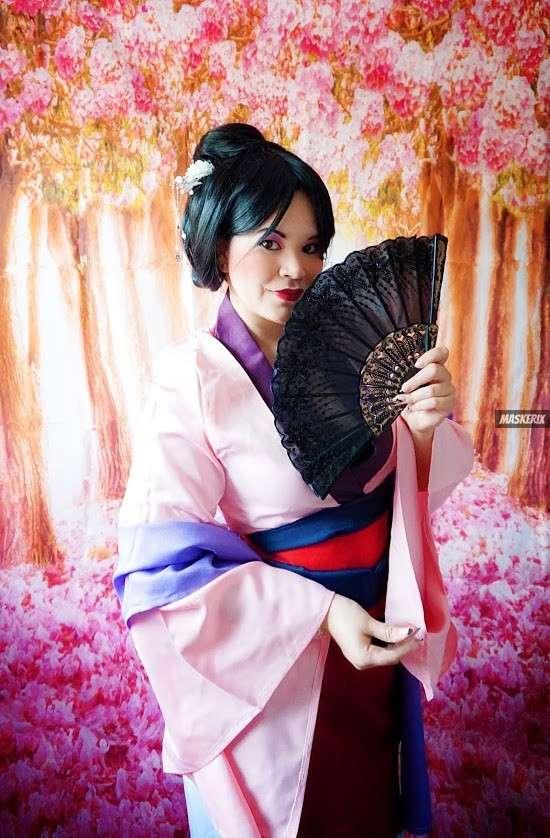 maskerix - Fotowettbewerb 2021 Geisha