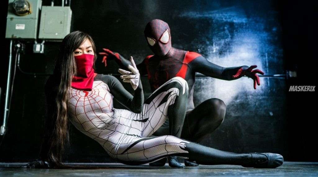 maskerix - Open Foto Contest 2021/2 - Spiderman