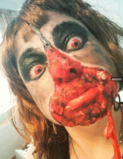 maskerix - Foto Contest 2021 - Zombie