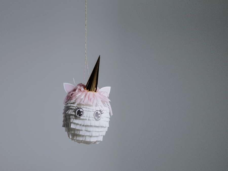 Piñata basteln » DIY-Anleitungen mit Ideen zum Befüllen