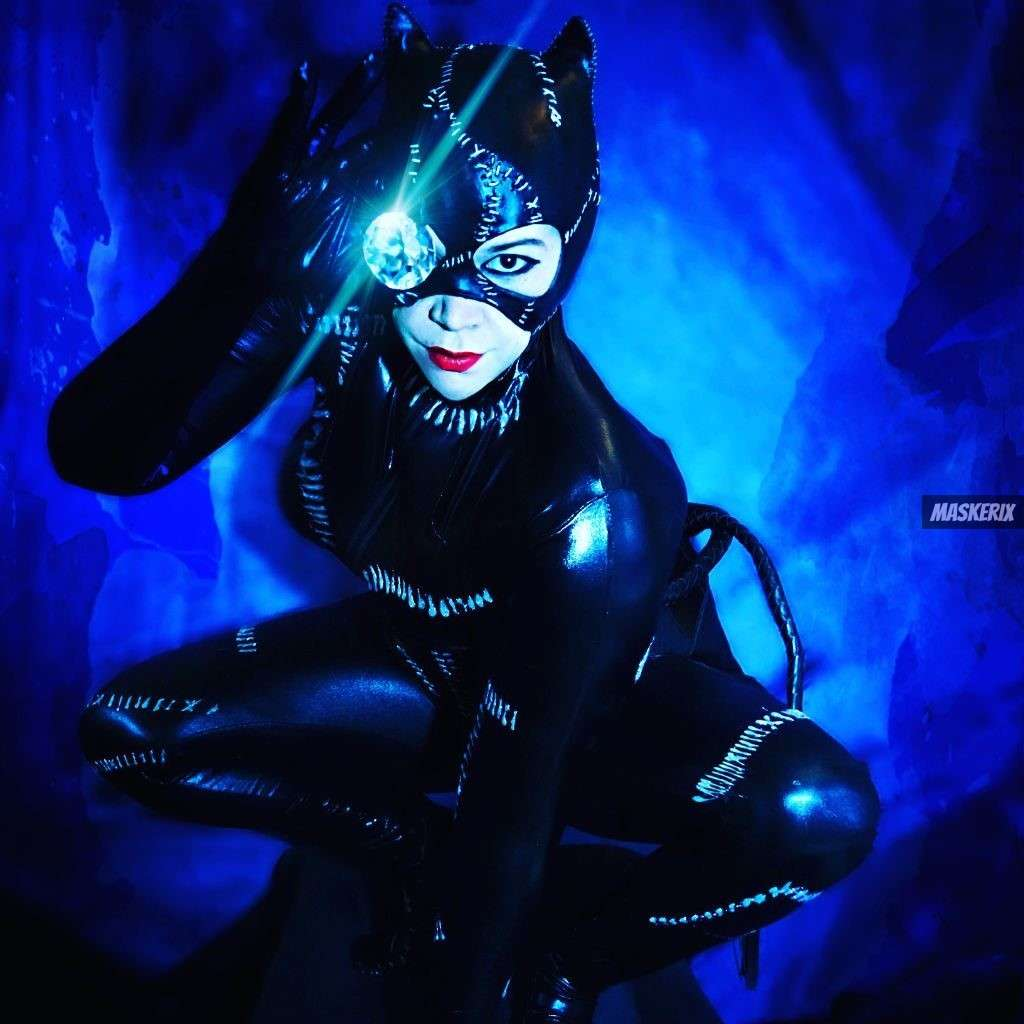 maskerix - Fotowettbewerb Halloween 2021 - Catwoman