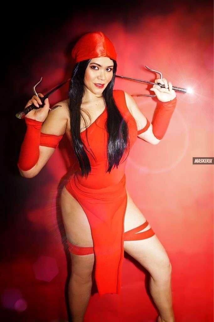 maskerix - Fotowettbewerb Halloween 2021 - Elektra