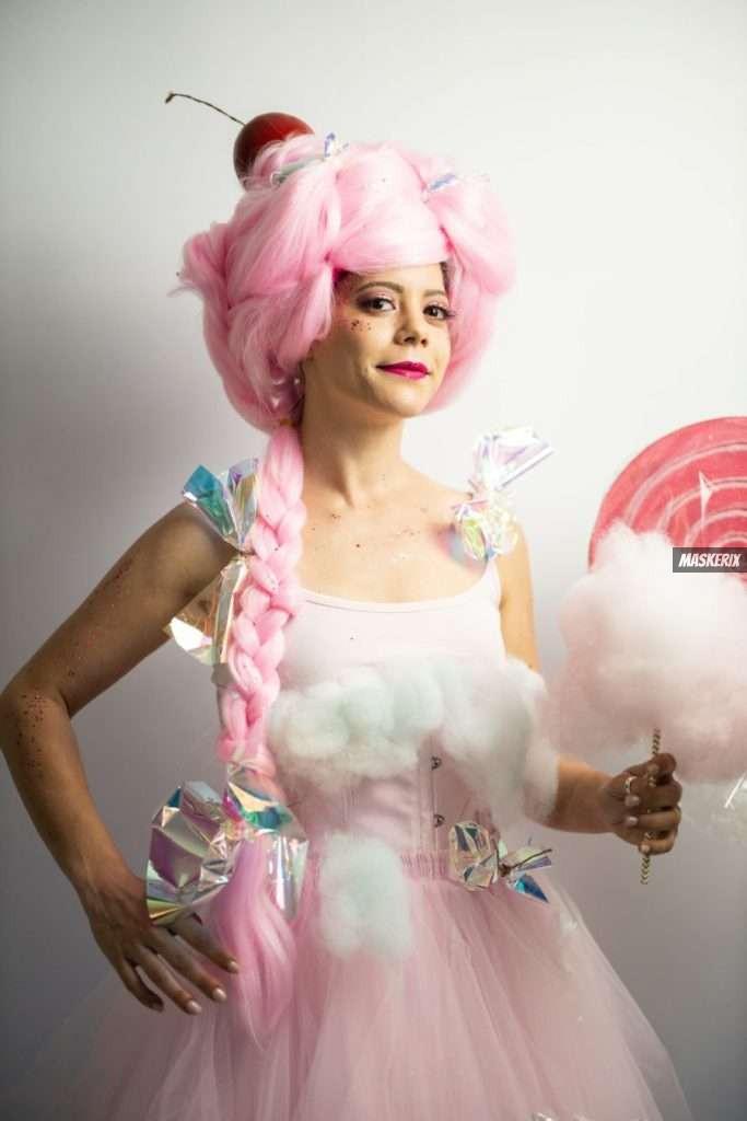 maskerix - Halloween Fotowettbewerb 2021 - Candy Girl