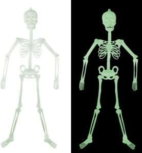 amazon - Escape Room - Skelett-Deko
